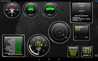 Screenshot of Torque Pro (OBD 2 & Car)