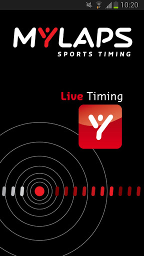 MYLAPS Live Timing