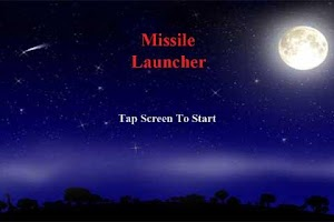 Screenshot of Missile Launcher