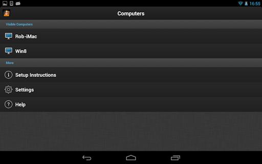 VLC Streamer Free 2.42 (3156) screenshots 12