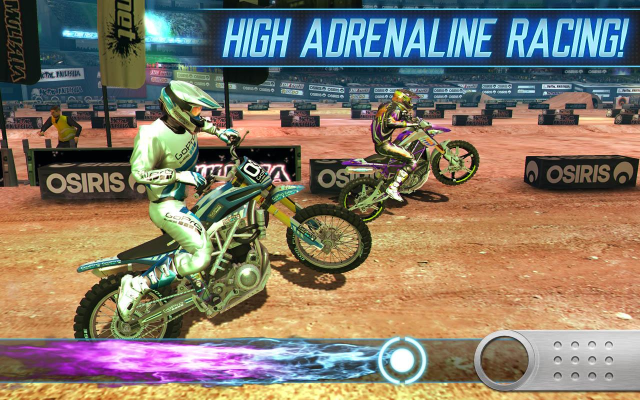 MOTOCROSS MELTDOWN screenshot #1