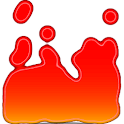 Red Lava Lite logo
