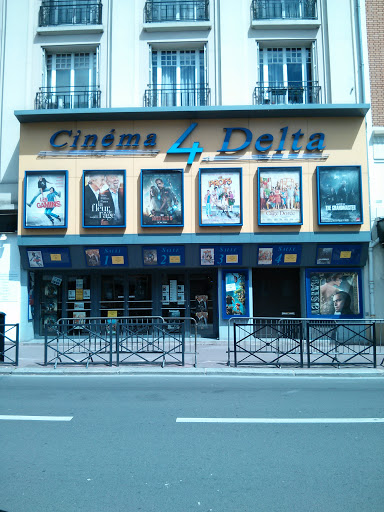 Cinema 9 Deltas Portal in La Varenne-Saint-Hilaire Île-de-France