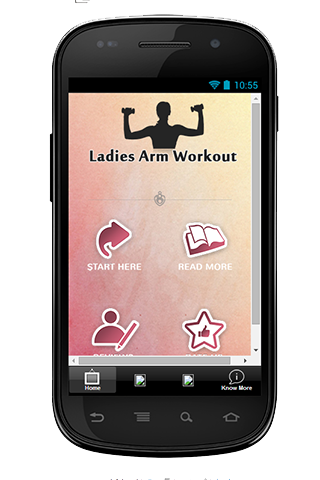 Ladies Arm Workout Guide