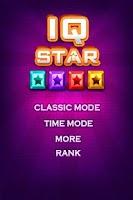 Screenshot of IQ STAR