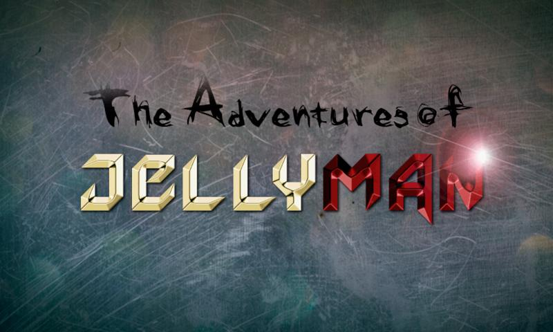 JellyMan free Platform Game- screenshot