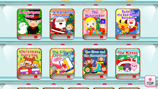 Kids Christmas Songs · Stories- screenshot thumbnail