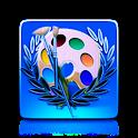 Blue_Azure AoCP CM10 / AOKP icon