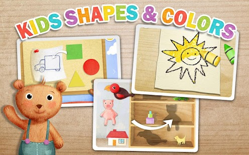 Kids Shapes & Colors Preschool - screenshot thumbnail