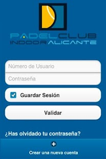 Padel Indoor Alicante- screenshot thumbnail