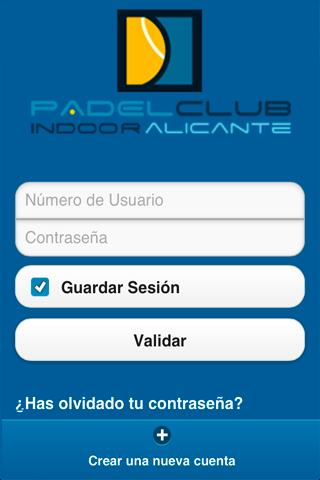 Padel Indoor Alicante- screenshot