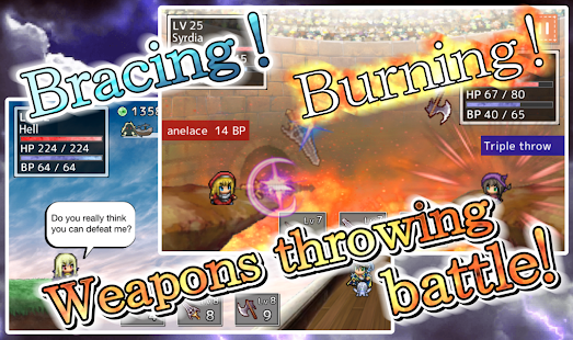 Weapons throwing RPG- screenshot thumbnail