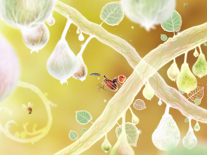 Botanicula - screenshot