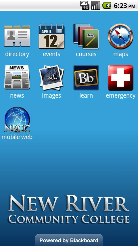NRCC Mobile - screenshot