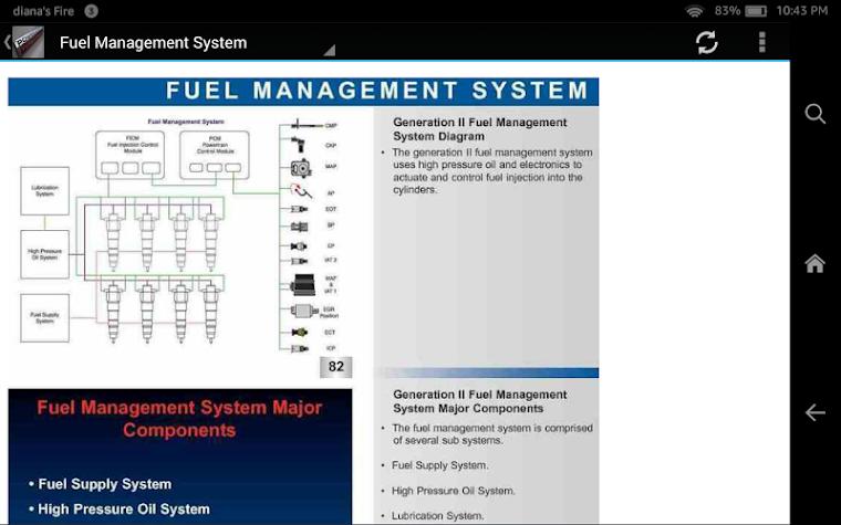 6.0 Powerstroke Reference Screenshot