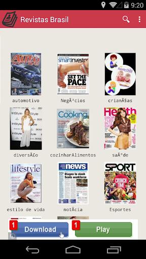 Brazilian Magazines