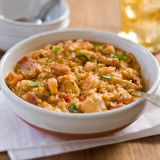 Eula Mae's Chicken and Ham Jambalaya