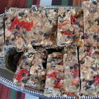 Ice Box Fruitcake