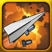 Paper Glider Bomber