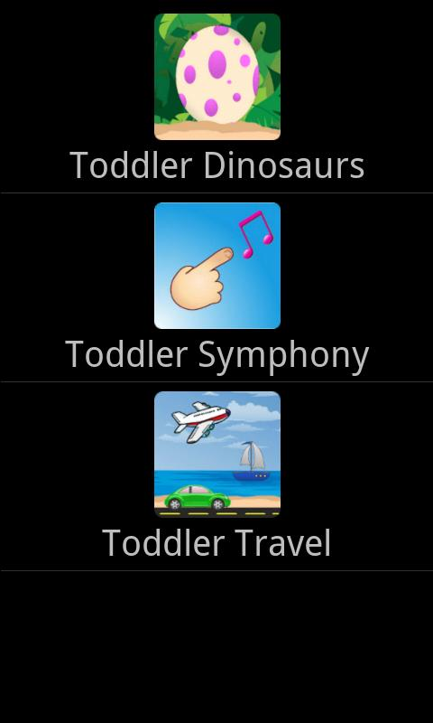 Toddler Games - screenshot