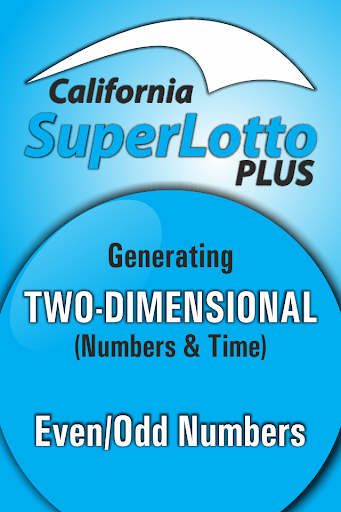 California Lottery Numbers and Information