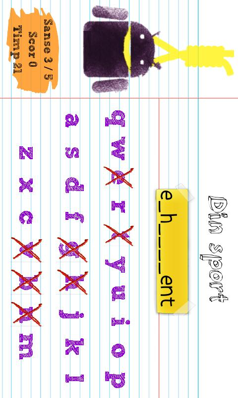 Spanzuratoarea- screenshot