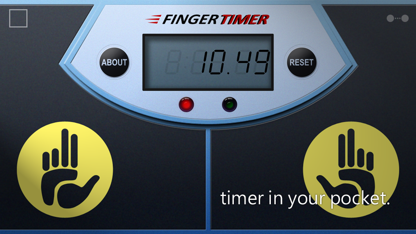 Finger Timer- screenshot