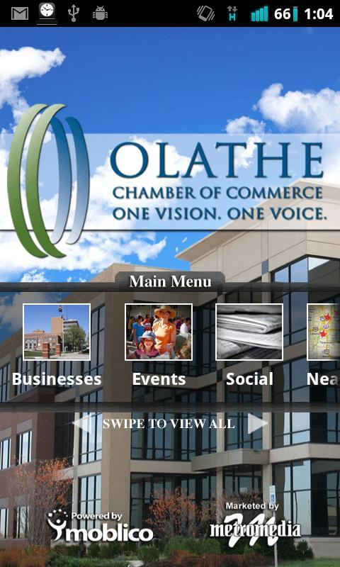 Go Olathe - screenshot