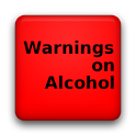 Warnings on Alcohol logo