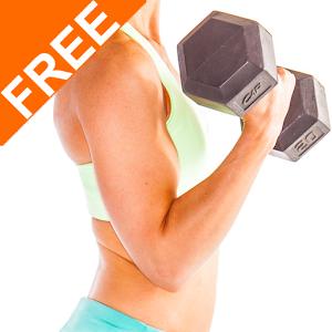 女士們性感 手臂 鍛煉 健康 App LOGO-硬是要APP