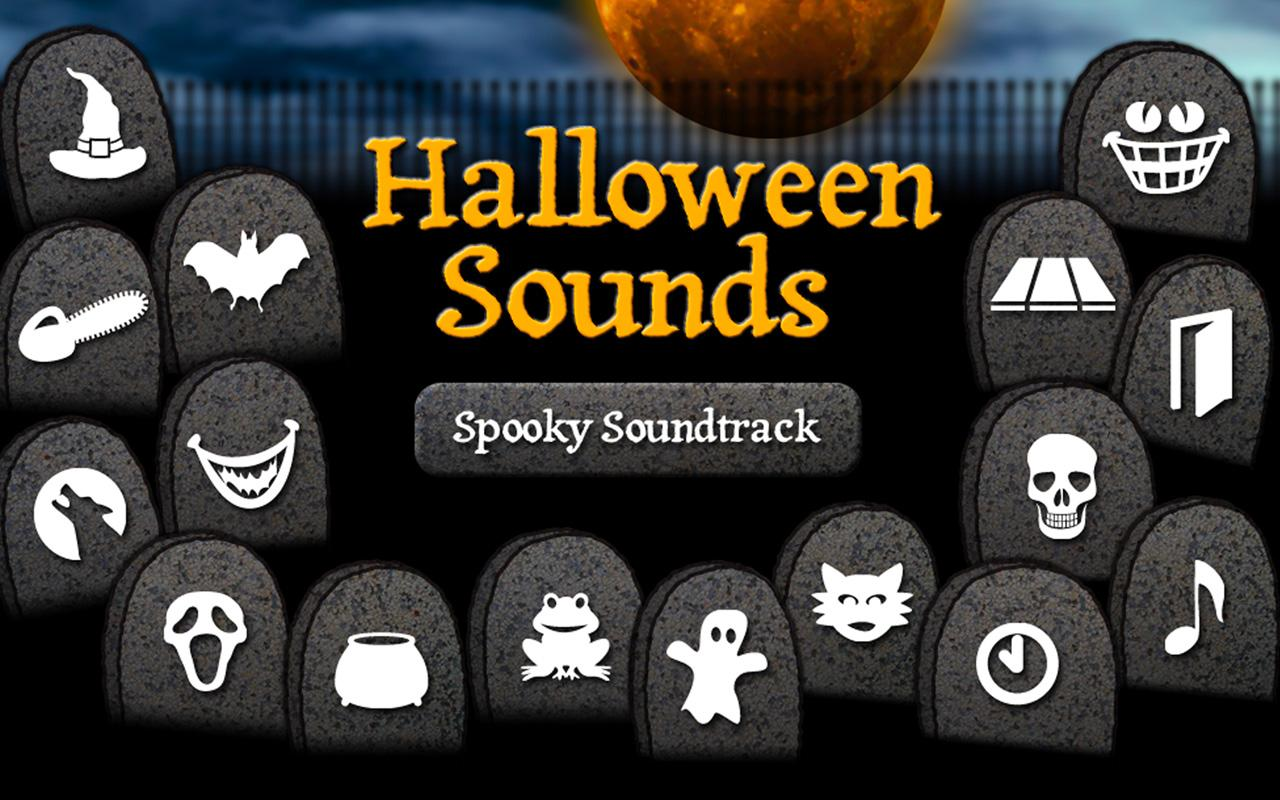 Halloween Sounds- screenshot
