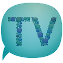 Social GTV for Google TV logo