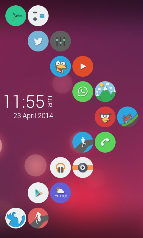 Zolo icon pack - screenshot