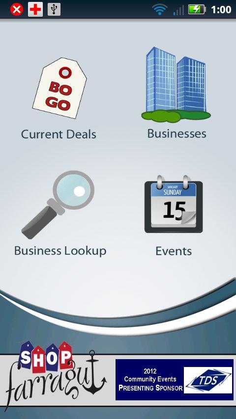 Shop Farragut - screenshot