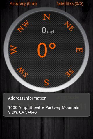 Compass 360 Pro- screenshot