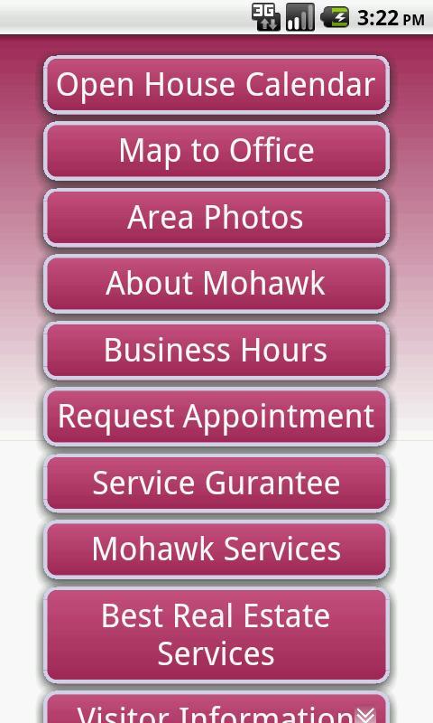 Mohawk Valley Associates- screenshot