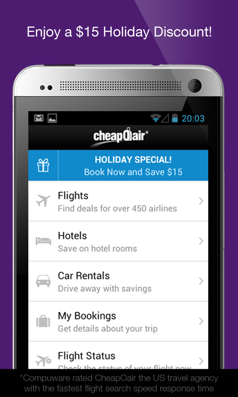 24 verified CheapOair coupons and promo codes as of Dec 2. Popular now: Up to $50 Off CheapOair Coupon. Trust thaurianacam.cf for Flights savings.
