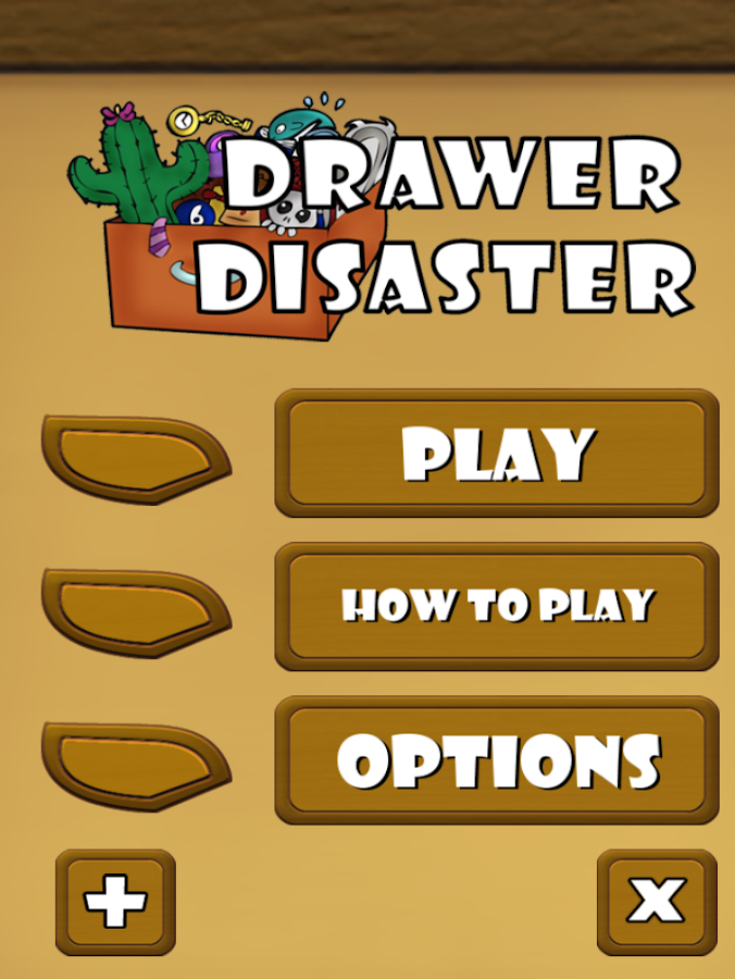 Drawer Disaster Juego Ordenar - screenshot