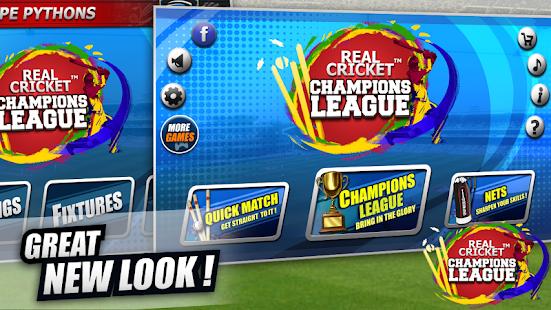 Real Cricket™ Champions League Screenshot