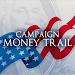 Campaign Money Trail Free Icon