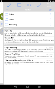 NIV Quest Study Bible - screenshot thumbnail
