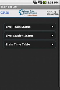 Indian Railway Train Alarm - screenshot thumbnail