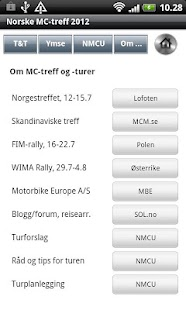 Norske MC-treff 2013 - screenshot thumbnail
