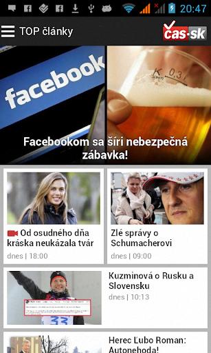 nový Čas.sk