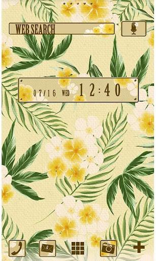 Flower Wallpaper Balmy Palms 1.2 Windows u7528 3