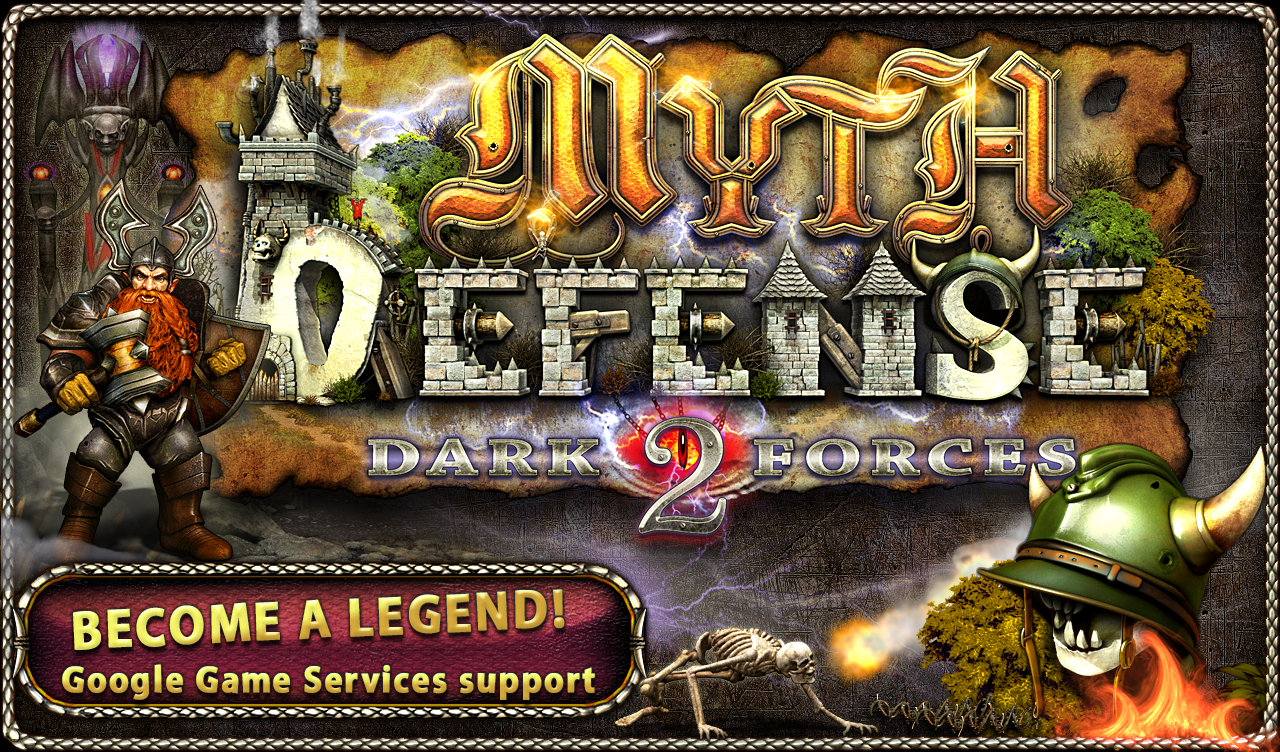 Myth Defense 2: DF- screenshot