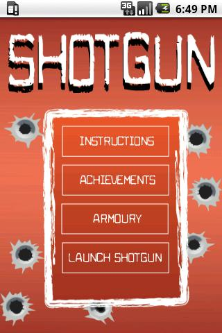 ShotGun - screenshot