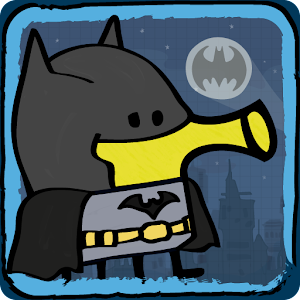 Doodle Jump DC Super Heroes v1.0.0 (UNLIMITED MONEY) APK