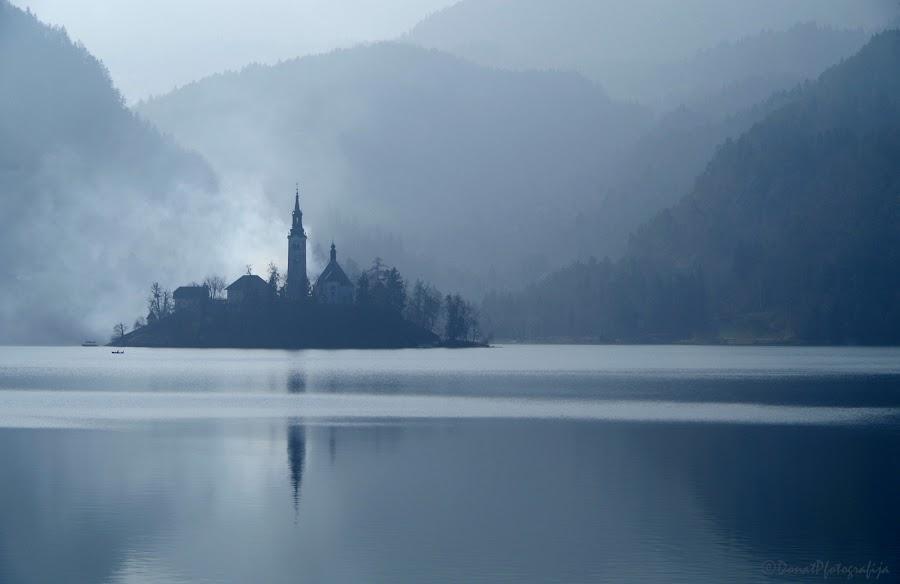Bled by Donat Piber - Landscapes Travel