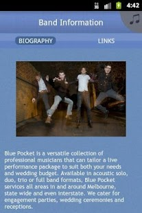 Blue Pocket - screenshot thumbnail